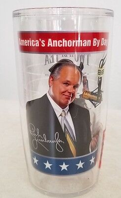 Rush Limbaugh Anchorman by Day Rush Revere by Night 16 oz Tervis Tumbler(2ifbyT) 2