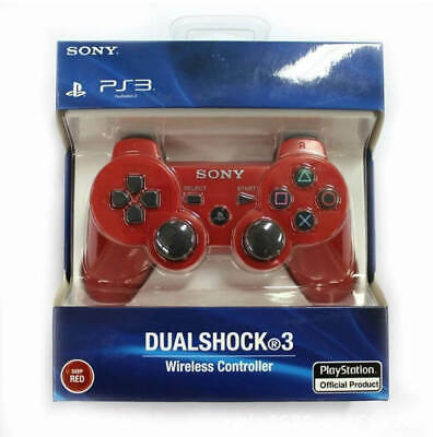 Official DualShock PS3 Wireless Gamepad Remote Controller for Sony PlayStation3 3