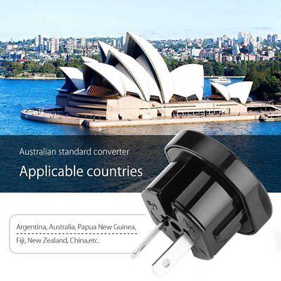 Universal International World Travel Adapter Converter Plug Power US/UK/AU/EU K 5