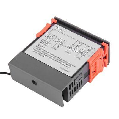 NEW 12V/24V/110V/220V STC-1000 Digital Temperature Controller Thermostat w/NTC K 5