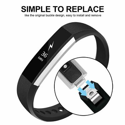 For Fitbit Alta HR Ace Band Replacement Silicone Strap Wristband Small Large 4