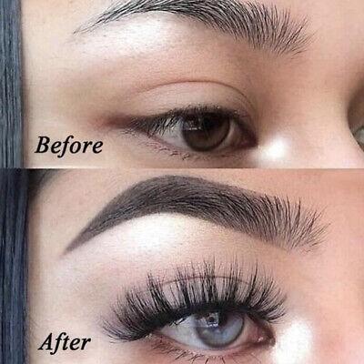 5Pairs 3D Natural False Eyelashes Long Thick Mixed Fake Eye Lashes Makeup Mink 7