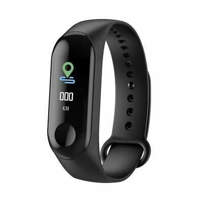 Smart Bracelet M3 Bluetooth Sport Fitness Trackers Imperméable IP67 Montre 2