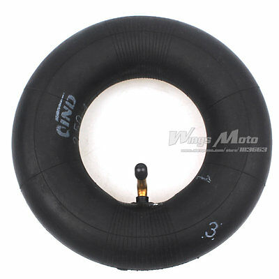 2 pack of Inner Tube 2.80/2.50-4 280/250-4 2.80-4 2.50-4 280-4 250-4 metal valve