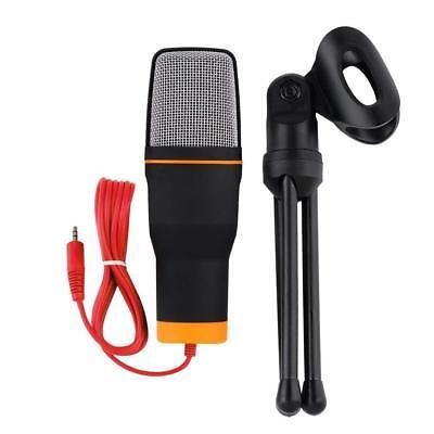 Microfono A Condensatore Per Registrazione Vocale Conferenze Chat Notebook Pc 3