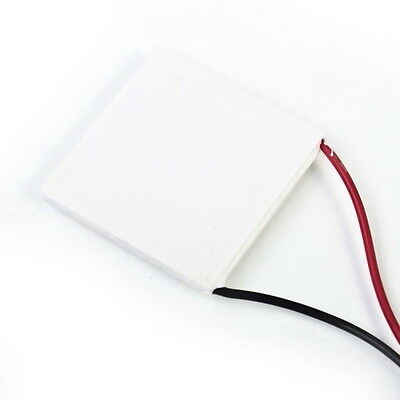 10X 12V 60W TEC1-12706 Heatsink Thermoelectric Cooler Peltier Cooling Plate MN