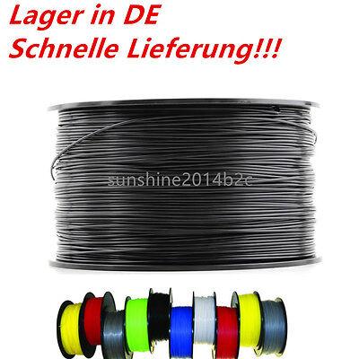 3D Drucker / Drucker 1, 75mm / 3mm 1KG PLA / ABS / PETG Filament Viele Wahlen DE 2