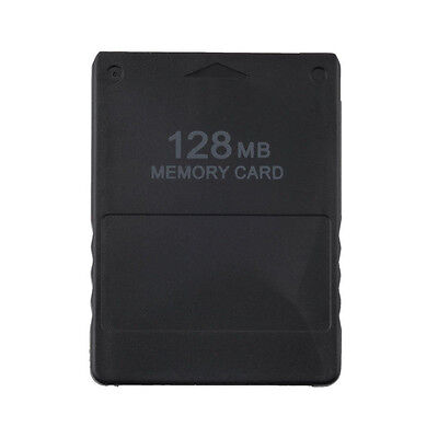 128MB Memory Card Save Game Data Stick Module for Sony PS2 PS Playstation Slim 5