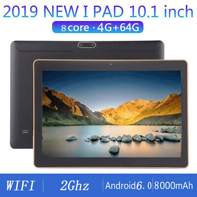 """10.1 """"Tablet Android Bluetooth PC 4+64G ROM 2SIM GPS Phone Pad IPS wifi tablet 4"""