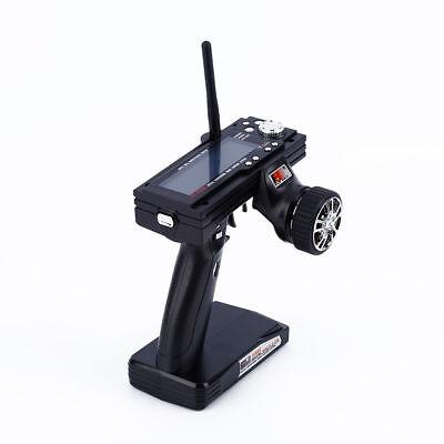 Flysky FS-GT3B 2.4G 3CH Transmitter + Receiver Radio Control for RC Car Boat NEW