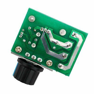A22. Regolatore di velocità motore tensione regolabile PWM 2000w 50v-220v dimmer 4