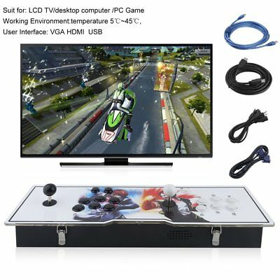 New 2019 3D Pandora Box Video Games in 1 Home Arcade Console Gamepad 1080 HDMI E 4
