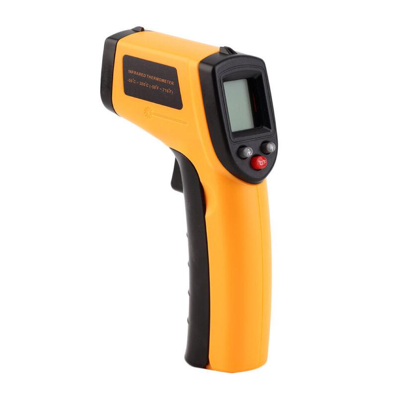 HT819  Berührungslose IR Digital Infrarot Thermometer Tester-50~1050°C H7L6
