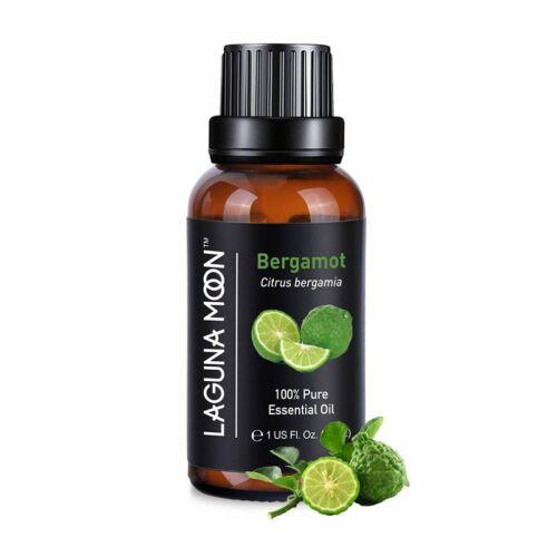 Essential Oils 30 mL (1 oz) 100% Pure & Natural - Therapeutic Grade Organic Oil 9