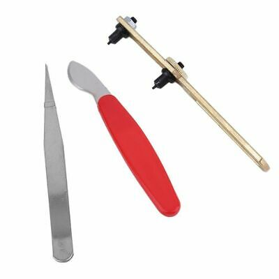 16pcs Watch Repair Tool Kit Link Remover Spring Bar Tool Case Opener Set New US 10