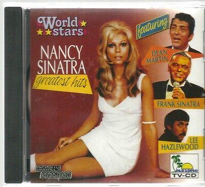 CD (NEU!) . Best of NANCY SINATRA (feat. Lee Hazlewood Summerwine mkmbh 3