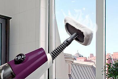 Balai Vapeur Multifonction 10 en 1 . 1500 watts, gris ou aubergine top produit 2