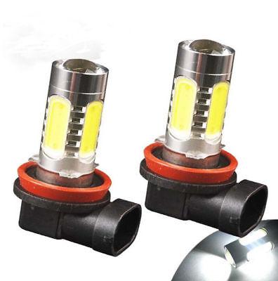 For Toyota 4Runner 2010-2018 6x LED Headlight Bulbs Kit Hi/low Beam + Fog Light 3
