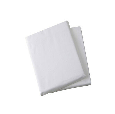 130Brand New Baby Cot Bed Pillow Case 60 x 40 - 100% Cotton