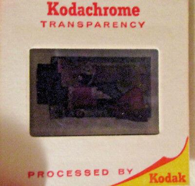 Kodachrome Slide dating