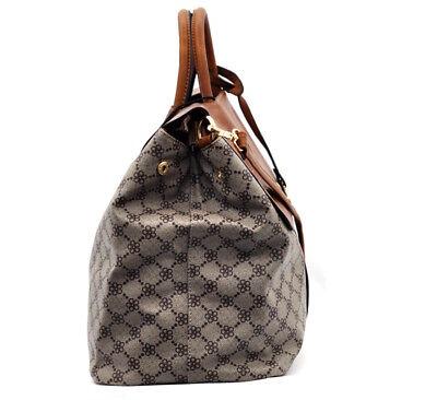 8c63b85f3f ... borsa donna originale firmata dudlin FANTASIA FIORI vintage birkin  bauletto moda 5