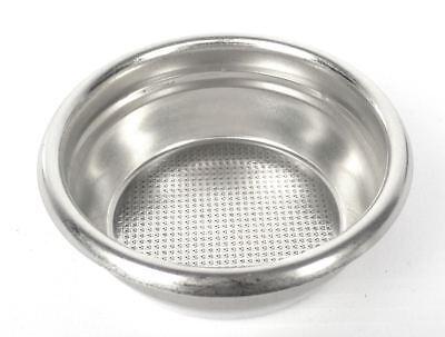 Sieb-Einsatz für CARIMALI Ersatz für Espresso Siebträger 14g 2 Tassen