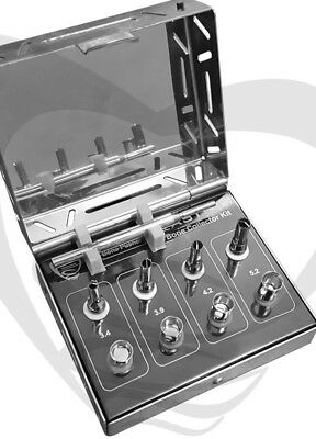 Dental Implant Bone Collector / Bone Chip Maker Kit ( For Professional kit ) fp