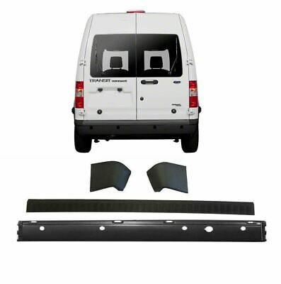 FORD TRANSIT CONNECT MK2 REAR BUMPER NO PARKING SENSOR  HOLES 2006-2009