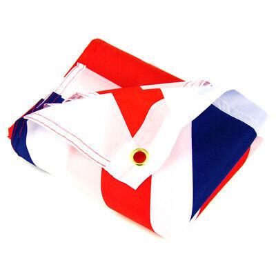 5 x 3FT Large Union Jack Flag Great Britain Fabric Polyester British GB Sport UK 4