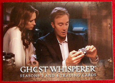 GHOST WHISPERER - Seasons 3 & 4 - Complete Base Set (72 cards) - Breygent 2010 9
