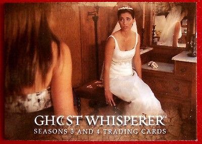 GHOST WHISPERER - Seasons 3 & 4 - Complete Base Set (72 cards) - Breygent 2010 4