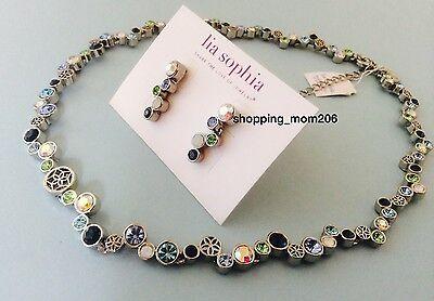 Lia sophia happy hour necklace and earrings set 5499 picclick lia sophia happy hour necklace and earrings set aloadofball Choice Image