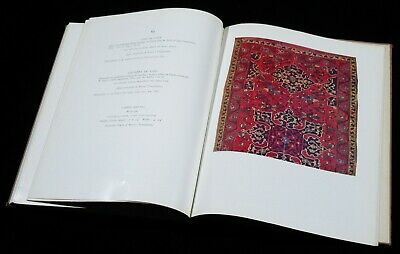 BOOK Islamic Art from World Collections 1956 ceramics textiles painting French 11