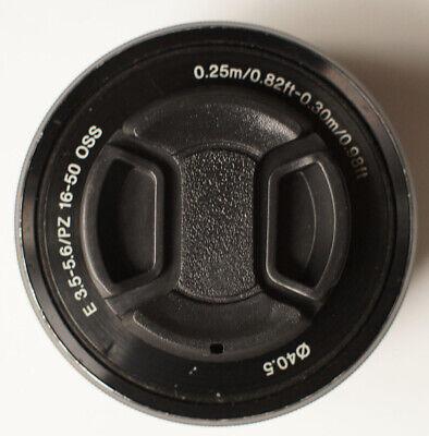 Sony E PZ 16-50mm f/3.5-5.6 OSS Lens SELP1650 for Sony E-Mount Camera 2