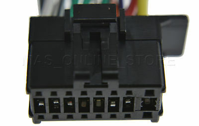 16pin wire harness for pioneer avh 271bt avh271bt pay today ships 16pin wire harness for pioneer avh 271bt avh271bt pay today ships today 3