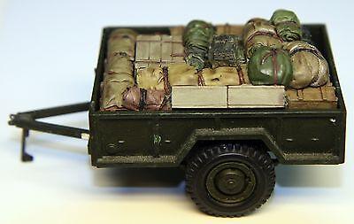 Value Gear #ITT02 1//35 WWII US M101 3//4 Ton Trailer Load Set for Tamiya//Italeri