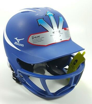 MIZUNO MVP G2 Batting Helmet MBH250 with Facemask -  44.99  d12fed5d70