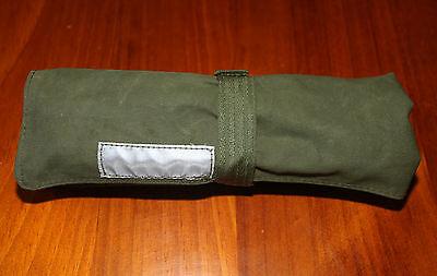 Plier Tool Roll.  4 Pocket.   Australian made with Australian canvas. 4
