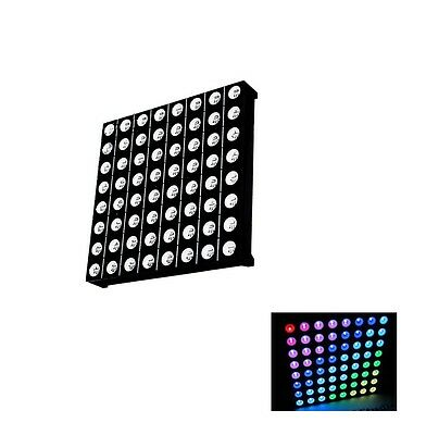8x8 3//5mm Dot Matrix Display Red//RGB LED Display Common AnodeUK
