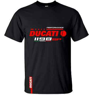 Ducati 1198 S Sp Corse Motorcycle Bike Style Inspired Tee T Shirt 2