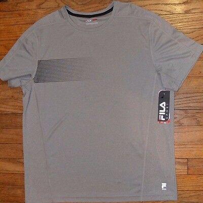 53348ed42e5d ... Fila Sport Performance Short Sleeve T-Shirt Tee Mens Athletic Top MSRP  $30.00 6