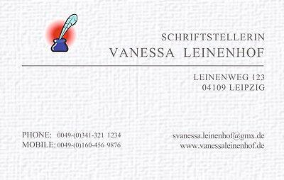50 Visitenkarten Design Auswahl Cmyk 4 0 Hochwertig