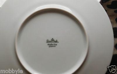 Rosenthal studio-line Format Weiss 6 Frühstücksteller 23 cm ***1 A NEUWARE***