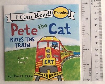 Pete the Cat Childrens Books Box Set I Can Read Phonics Learn to Read Lot 12 6