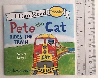 Pete the Cat Childrens Kids Books Phonics I Can Read Box Gift Set Lot 12 6
