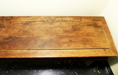 Antique Chinese Large Ming Coffee Table (2820), Circa 1800-1849 11