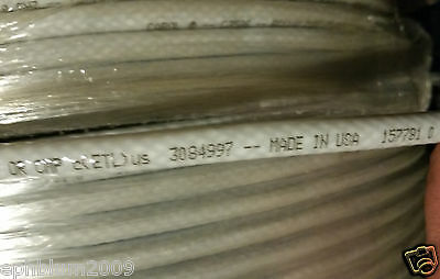 Carol C3528 RG11/U Premium Kynar/Teflon Plenum Direct Burial Coaxial Cable/100ft