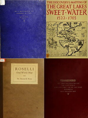 140 Rare Old Books On Cartography, Maps, Map Making, Ancient Maps & Atlas On Dvd 3
