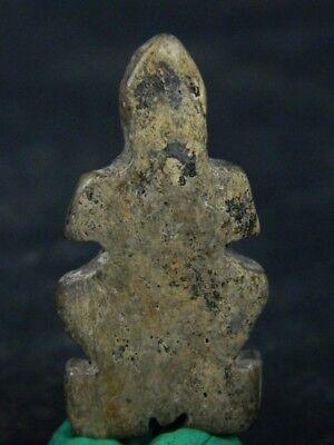 Ancient Shell/Bone Frog Pendant Roman C.200 BC No Reserve #BE5168 5