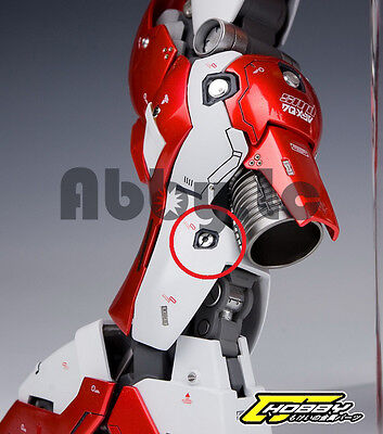 12PCS Metal Armor Detail-up Φ6mm Screw Parts For HG PG MG 1//100 1//60 Gundam USA